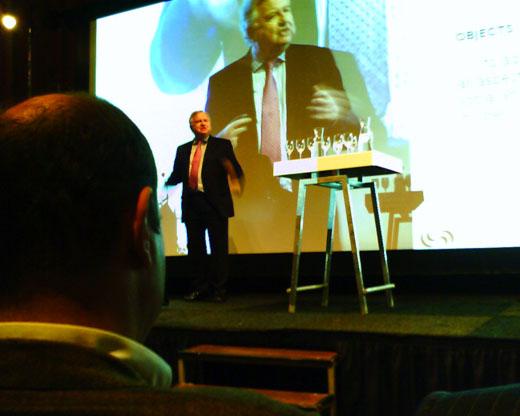 Den Haag Telecom: Malcolm Matson
