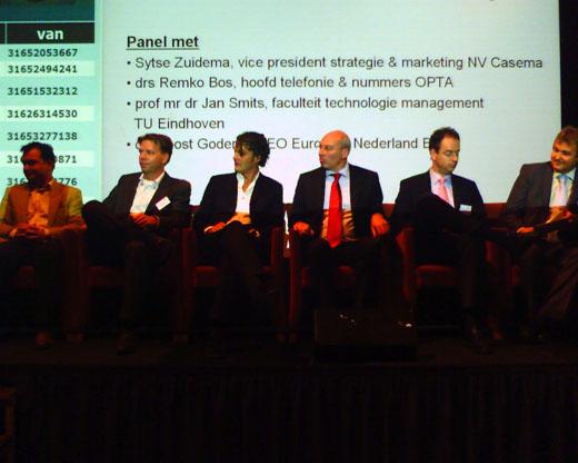 Den Haag Telecom: Panel