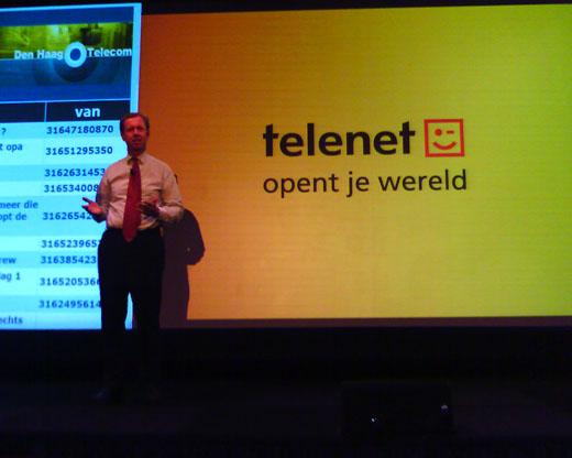 Den Haag Telecom: Duco Sickinghe