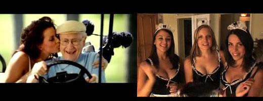 GoDaddy 2006 Commercials