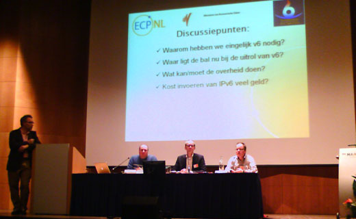 IPv6 Summit: Panel discussie