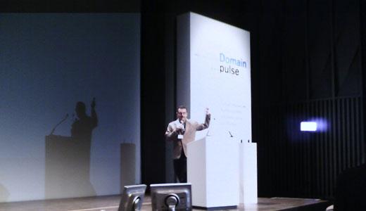Domain Pulse 2007 - Opening door Urs Eppenberger