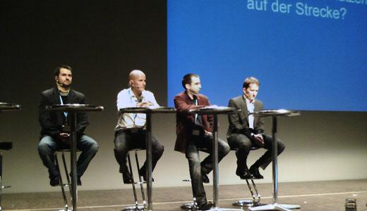 Domain Pulse 2007 - Panel