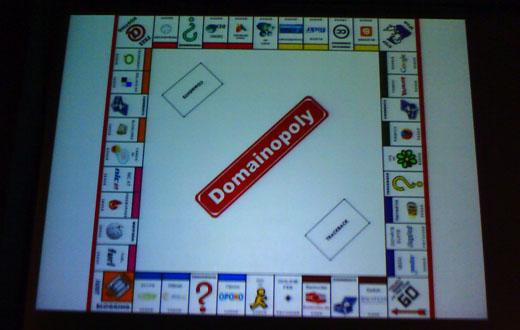 Domain Pulse 2007 - Domainopoly