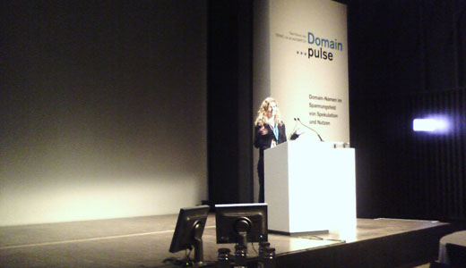 Domain Pulse 2007 - ICANN IDN, Tina Dam