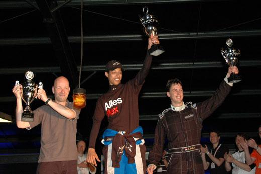 Winnaars ISP Kartcompetitie 2007