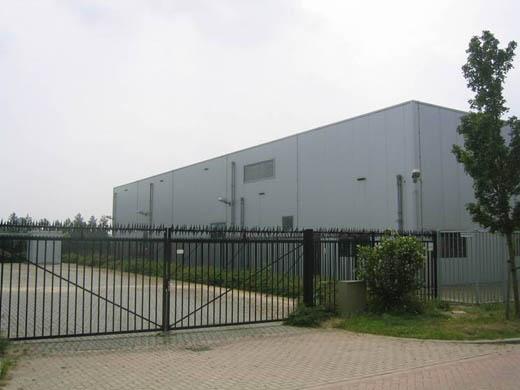 Virtu datacentrum in Zwolle