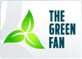 The Green Fan (een initiatief van EvoSwitch)
