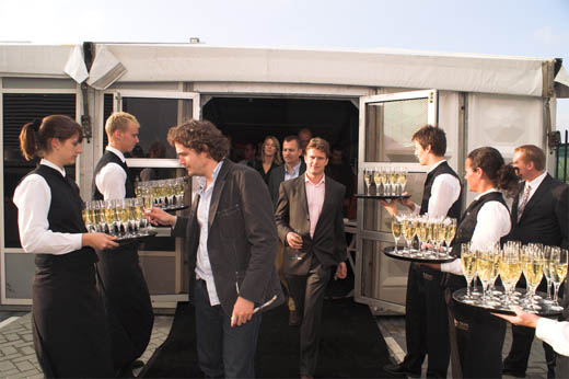 ProServe Proost: Champagne