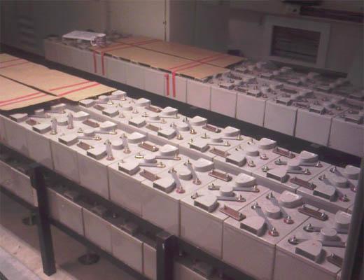 Nieuwe 800KVA UPS-systeem van MGE in het GrafiX datacentrum