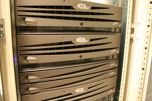 Op de koffie bij PCextreme: EMC2 Storage Platform
