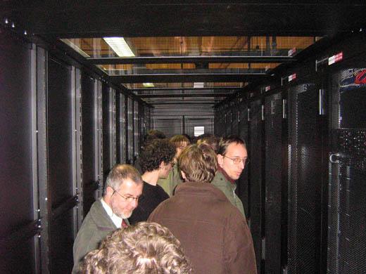 Benesol nieuwjaars evenement: In de cold corridor
