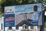 Zanlink billboard