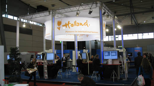CeBIT 2008: Holland pionieers international business
