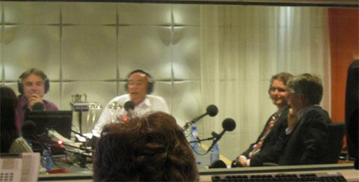 ISPConnect voorzitter Arnout Veenman op Radio 1