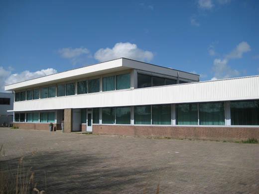 GrafiX datacentrum Alphen aan den Rijn: Pand