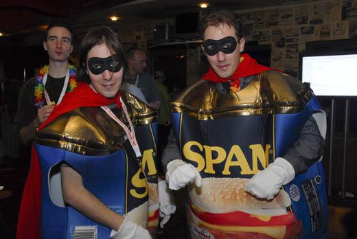 ISP Kartcompetitie 2008: $uper $pammers