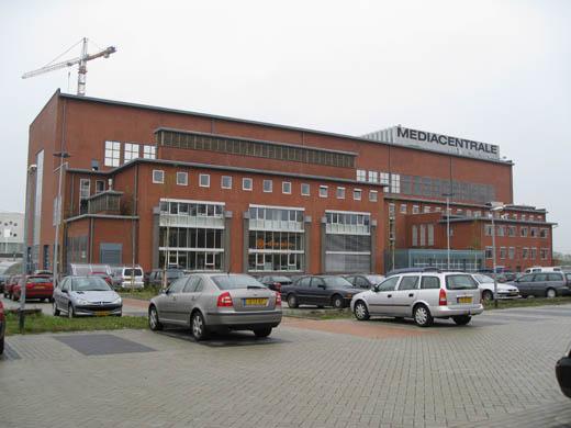 TCN Mediacentrale in Groningen