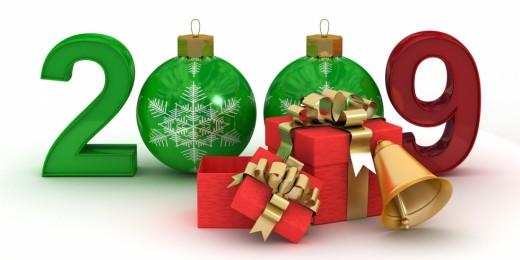 Fijne feestdagen en een winstgevend 2009!