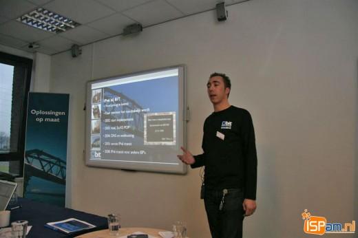 IPv6so: Teun Vink (Teamleider Networking, BIT)