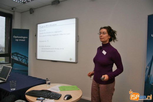 IPv6so: Vesna Manojlovic (Advanced courses trainer, RIPE)