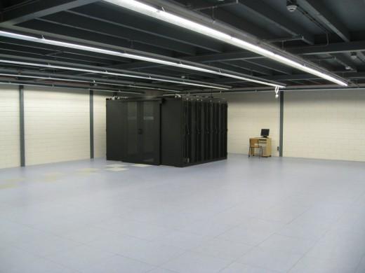 Solcon DRO3: Datavloer