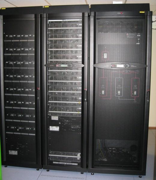 Solcon DRO2: UPS-systemen
