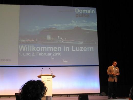 Domain pulse 2009: Domain pulse 2010 in Luzern (Zwitserland)