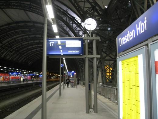 Domain pulse 2009: Terugreis Dresden - Amsterdam
