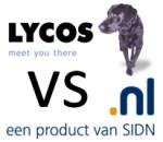SIDN tegen Lycos