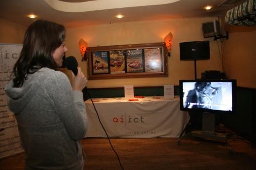 Dataman ISP Kartcompetitie 2009: QI ICT Karaoke