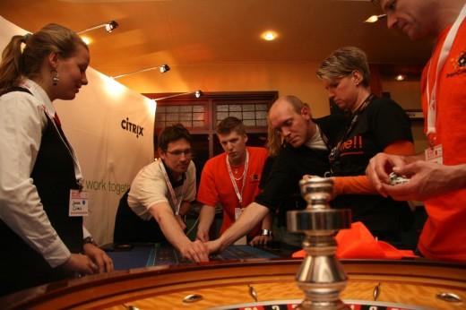 Dataman ISP Kartcompetitie 2009: Citrix Roulette
