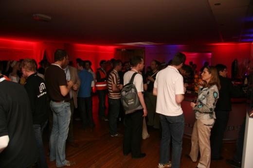 Dataman ISP Kartcompetitie 2009: Schuberg Philis Lounge