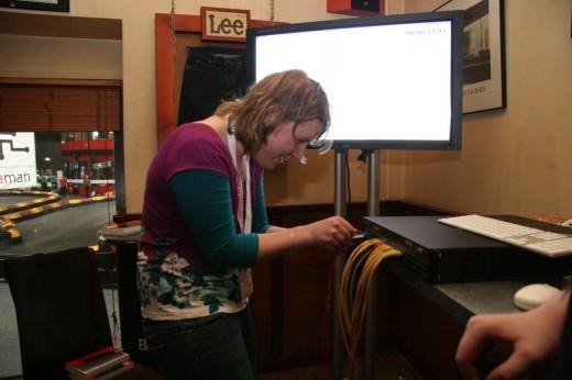 Dataman ISP Kartcompetitie 2009: Brocade Snelpatch competitie