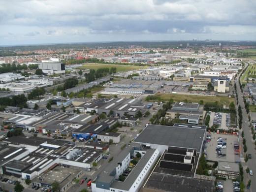 Alticom: Uitzicht over Haarlem 1