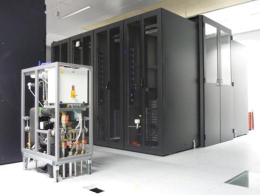 Intel en T-Systems: Datacentrum van de toekomst