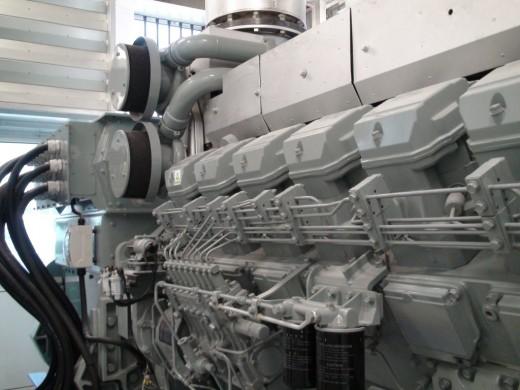 Gyro DC-II: Generator