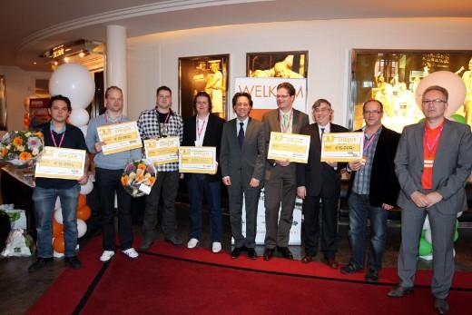IPv6 Awards Foto Winnaars
