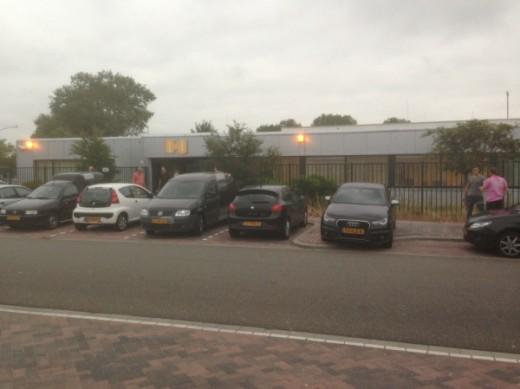 Een komen en gaan van klanten bij Datahouse Alkmaar.