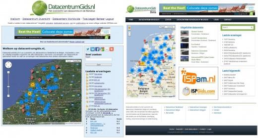 DatacentrumGids.nl Oude en NIeuw