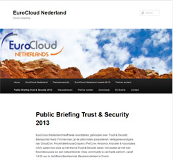 Eurocloud-briefing