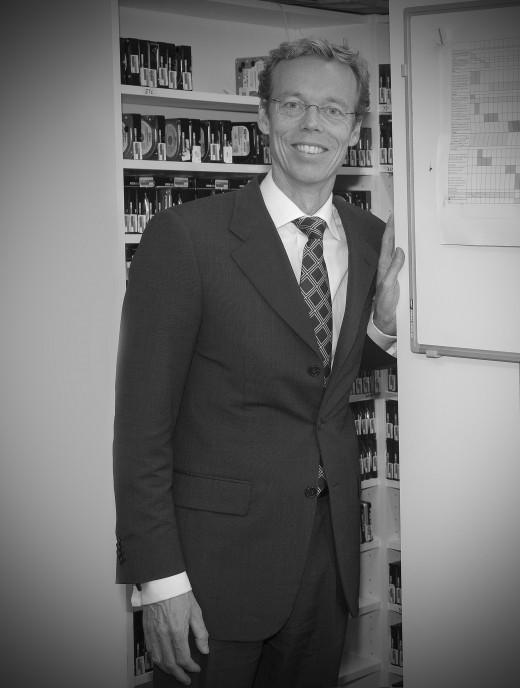 Kees Jan Meerman, managing director van Stellar Data Recovery