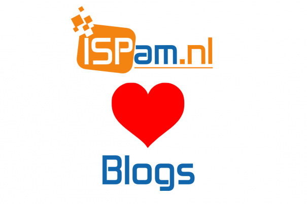ISPam.nl loves blogs