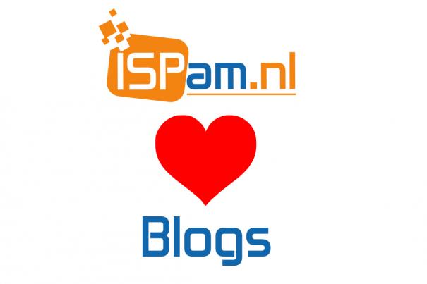ISPam.nl loves blogs