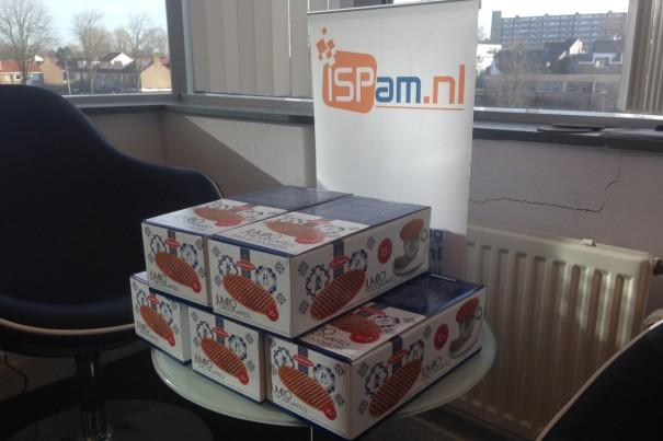 ISPam.nl stroopwafels