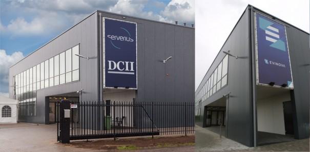 Serverius DC2 - Evinova
