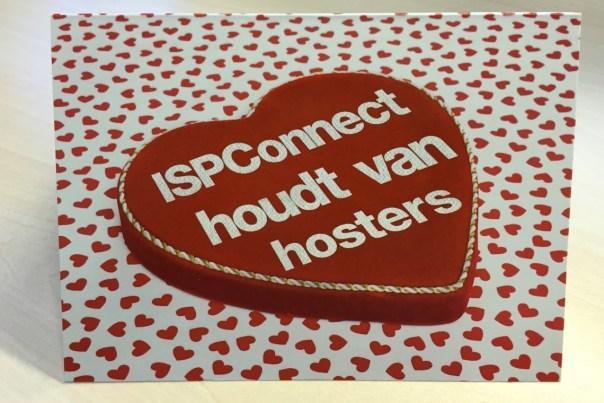 ISPConnect houdt van hosters