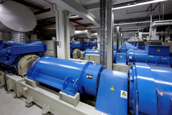 Generator DC Aalsmeer