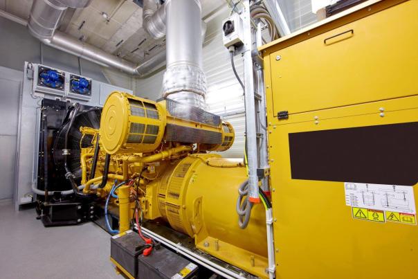Generator DC Eindhoven