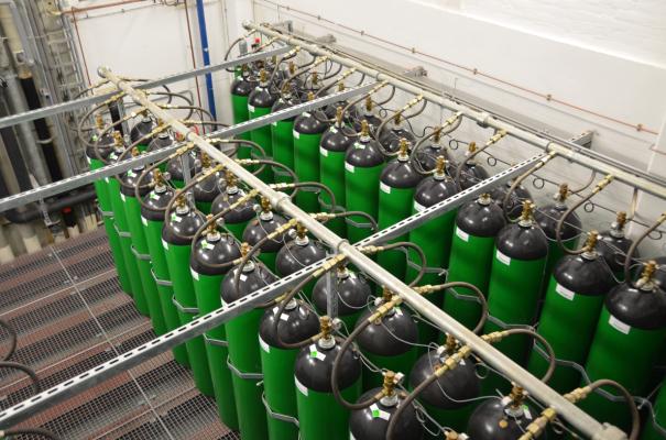 stikstofgenerator DC Almere